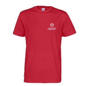 T-shirt Fairtrade, small print